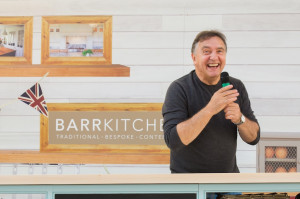 Raymond Blanc OBC Thame Food Festival Ambassador at the 2015 festival